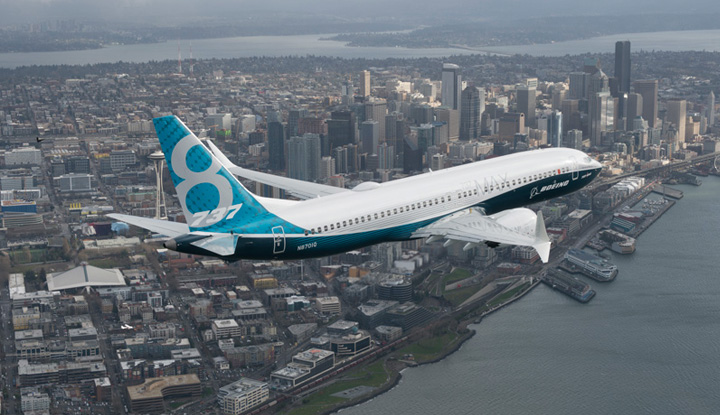 Signing of Boeing 737 Max Long-Term Supply Agreement