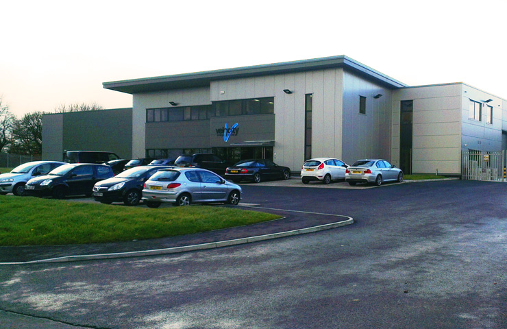 Velocity Composites Relocates to Brand New, Purpose Built Facility in Burnley