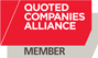 Standards Quoted Companies member logo